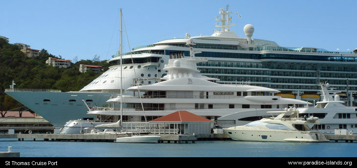 st-thomas-cruise-port